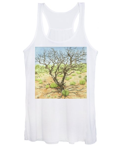 Twisted  Women's Tank Top