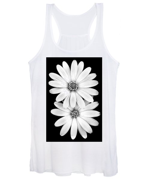 Two Flowers Women's Tank Top
