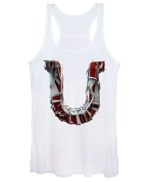 U Is For Utopia Women's Tank Top