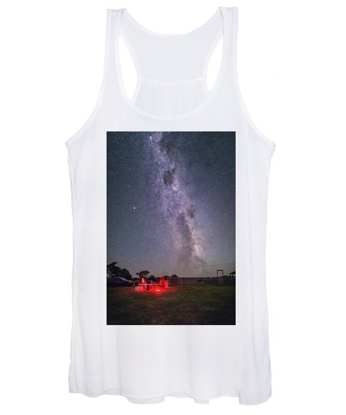 Under Southern Stars Women's Tank Top
