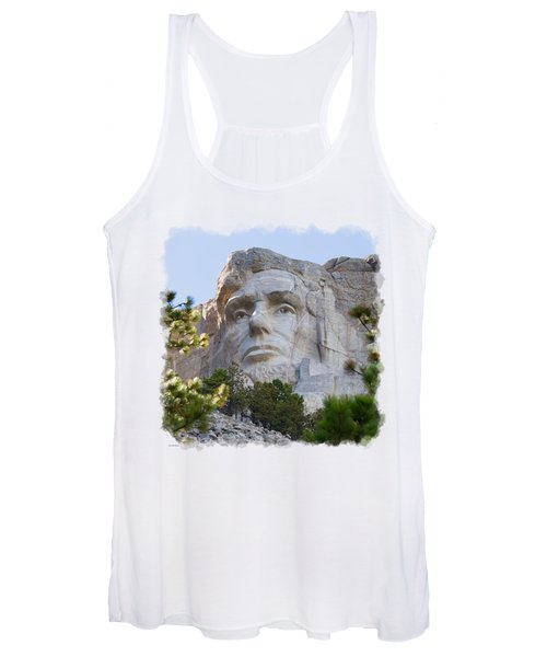 Unfinished Lincoln 3 Women's Tank Top