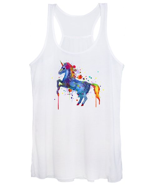 Unicorn Skeleton 2.0 Women's Tank Top