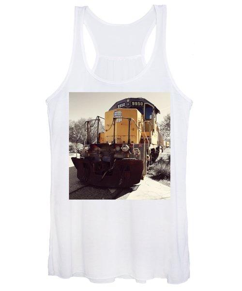 Union Pacific No. 9950 Women's Tank Top