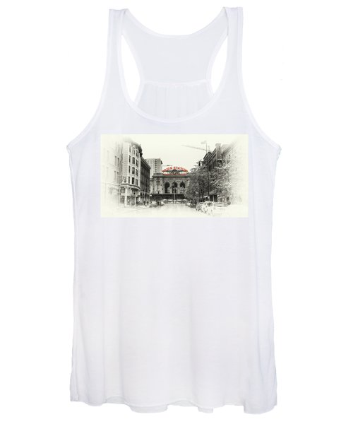 Union Station  Women's Tank Top