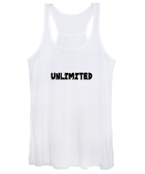 Unlimted Women's Tank Top