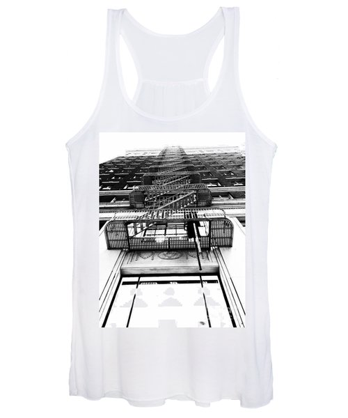 Urban Egress Women's Tank Top