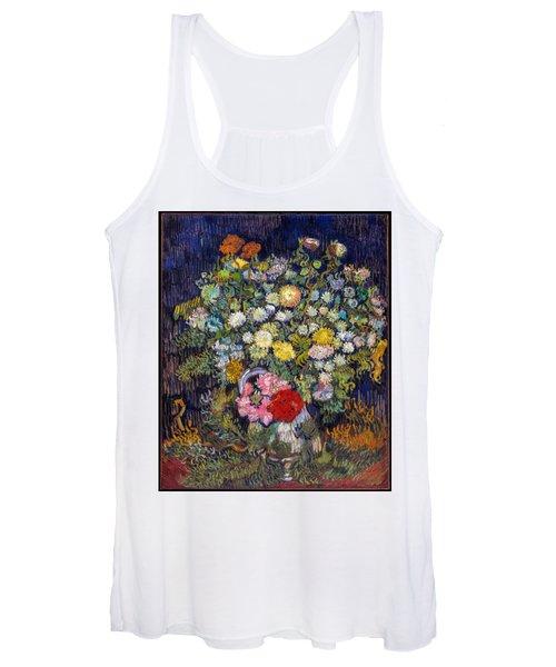van Gogh's Vase          Women's Tank Top