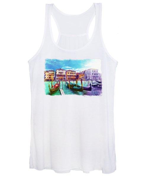 Venice Women's Tank Top