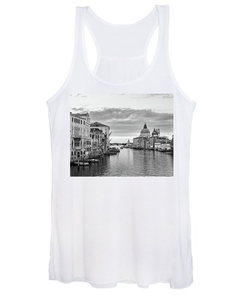 Venice Morning Women's Tank Top