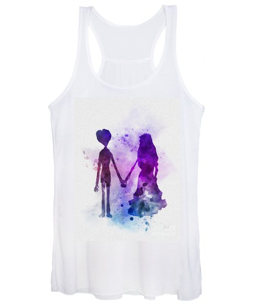 Victor And Emily Women's Tank Top