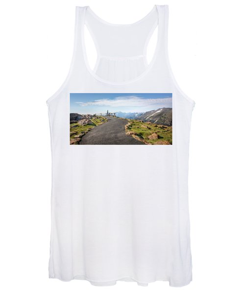 View At The Top Women's Tank Top