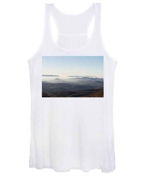 View From Blood Mountain Women's Tank Top