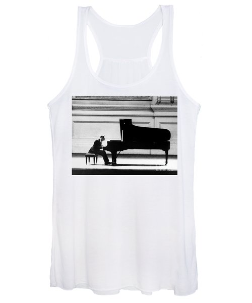 Vladimir Horowitz Women's Tank Top