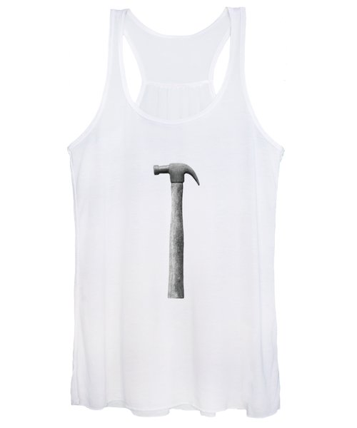 Vulcan Bell Face Bw Women's Tank Top