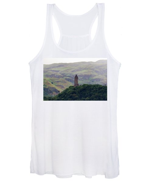 Wallace Monument Women's Tank Top