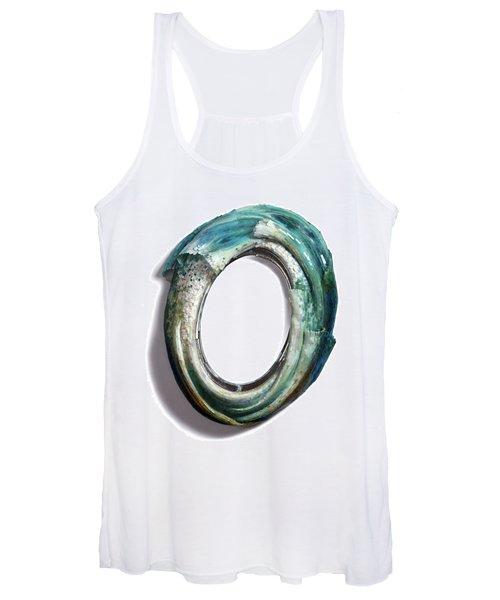Water Ring I Women's Tank Top
