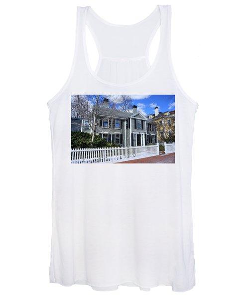 Waterhouse House In Cambridge Women's Tank Top