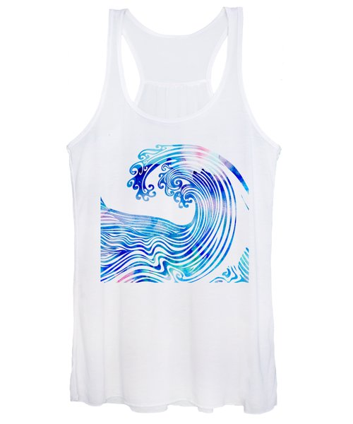 Waveland Women's Tank Top