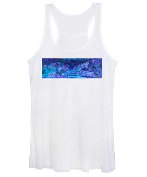 Waves Women's Tank Top