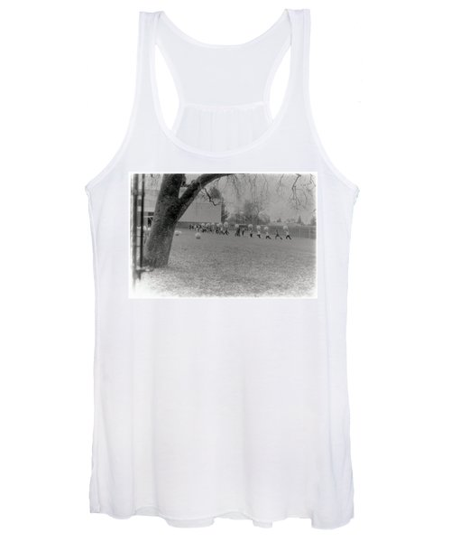 We Are The World Funny Photo Women's Tank Top