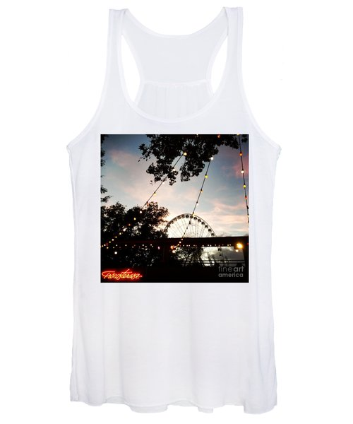 We Live In Budapest #7 Women's Tank Top