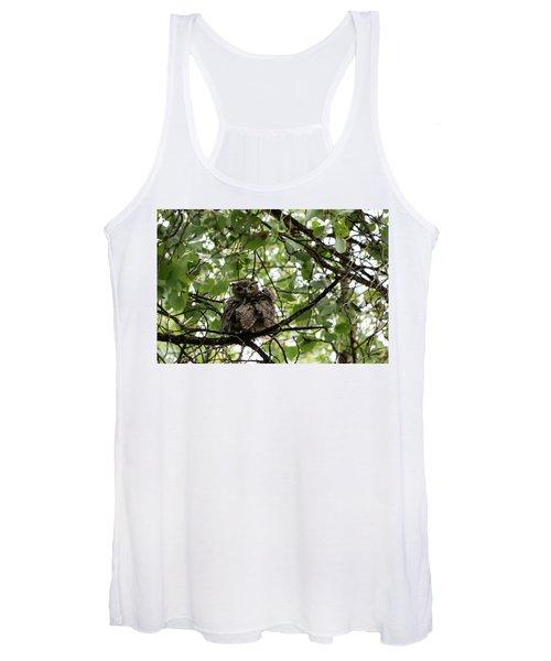 Wet Owl - Wide View Women's Tank Top