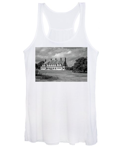 Whalehead Club Women's Tank Top