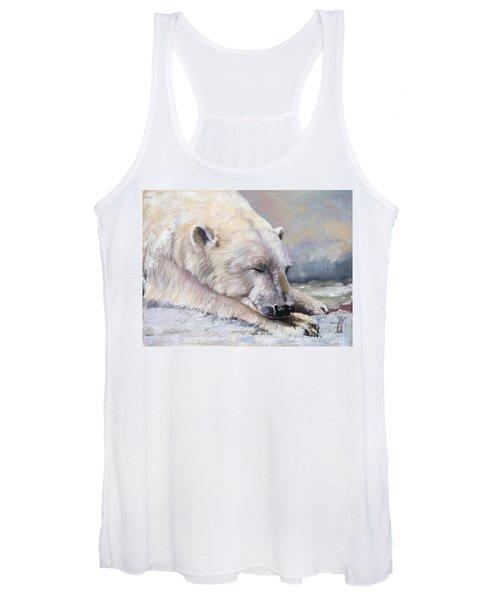 What Do Polar Bears Dream Of Women's Tank Top