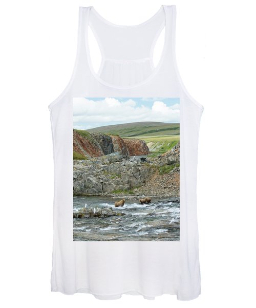 Where The Bears Are  Women's Tank Top