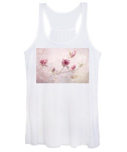 Whisper Of Spring Women's Tank Top