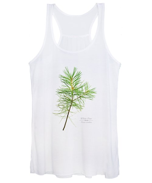 White Pine Women's Tank Top