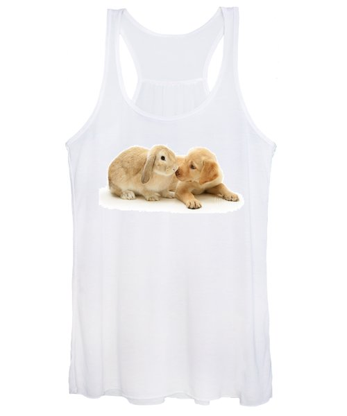 Who Ate All The Carrots Women's Tank Top