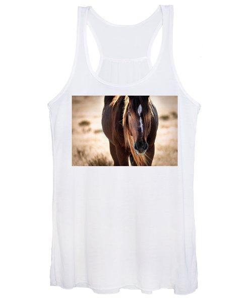 Wild Horse Watching Women's Tank Top
