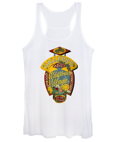 Wildflower Village Women's Tank Top