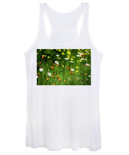 Wildflowers2 Women's Tank Top