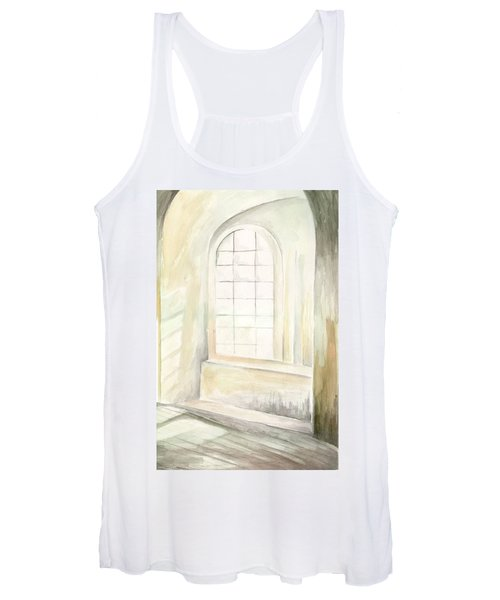 Window Women's Tank Top