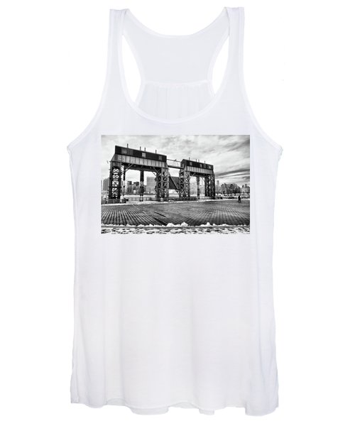 Winter Gantry Women's Tank Top