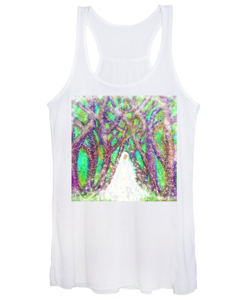 Winter Women's Tank Top