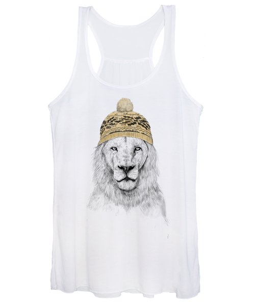 Winter Is Coming Women's Tank Top
