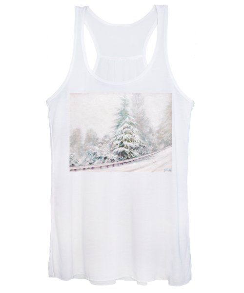 Winter Of  04 Women's Tank Top