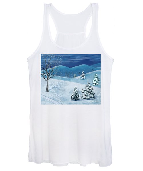 Winter Solstice Women's Tank Top