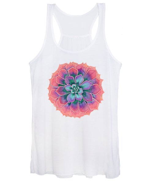 Winter Succulent Women's Tank Top
