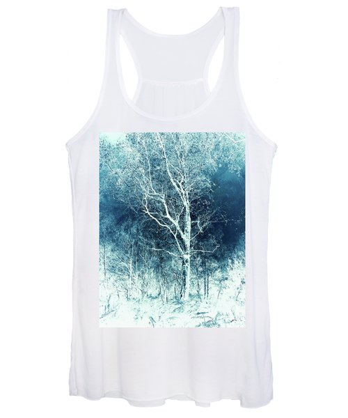 Winter's Peace Women's Tank Top