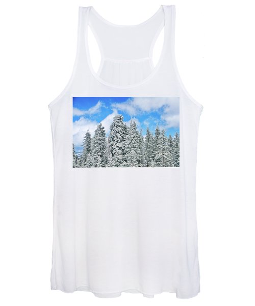 Winterscape Women's Tank Top