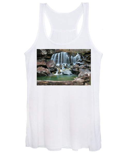 Wolf Creek Falls Women's Tank Top