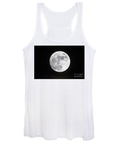 Wolf Moon Women's Tank Top