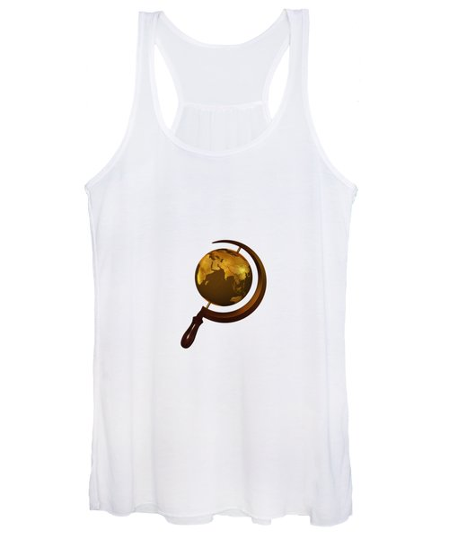 Workers Of The Globe Women's Tank Top
