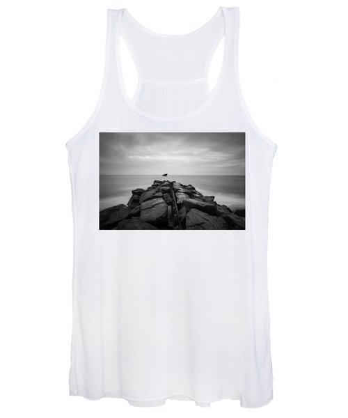 Wreck Of The Ss Atlansus Of Cape May Nj Women's Tank Top