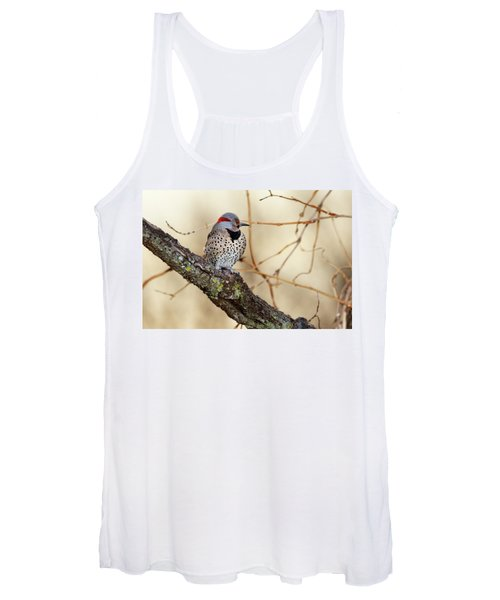 Yellow-shafted Northern Flicker Women's Tank Top