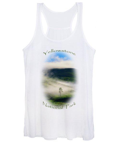 Yellowstone T-shirt Women's Tank Top